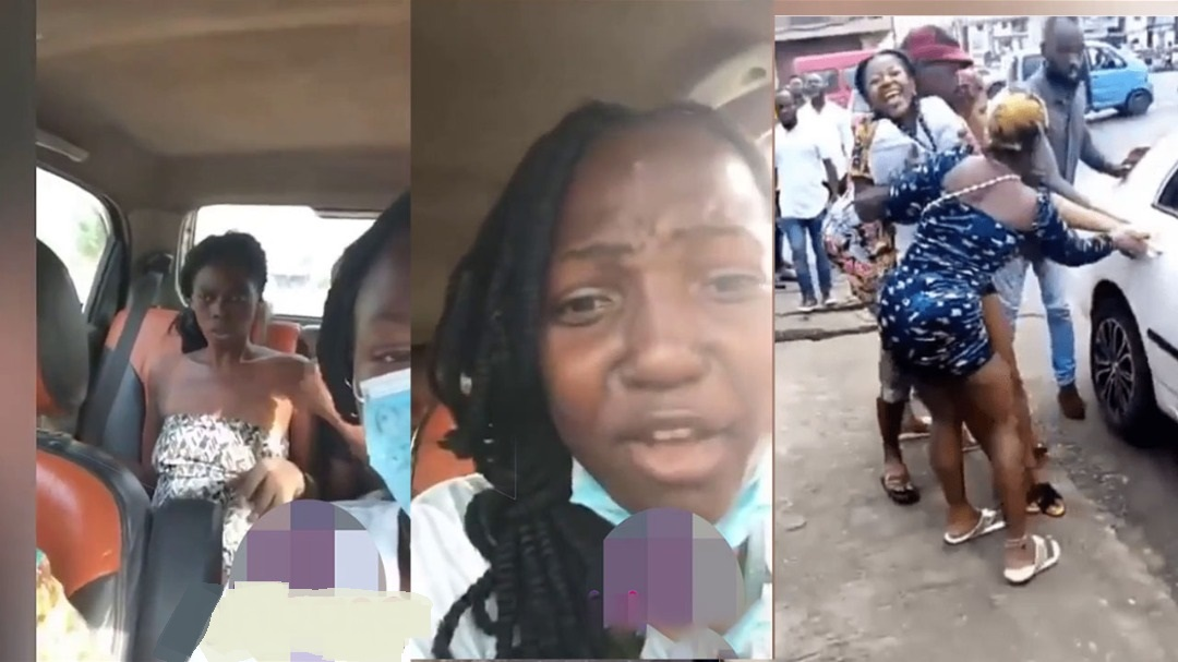 Lady rushed to the Asylum after she was captured removing her clothes